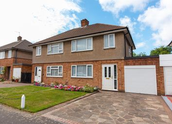 Thumbnail 3 bed semi-detached house for sale in Dean Court, North Orbital Road, Watford