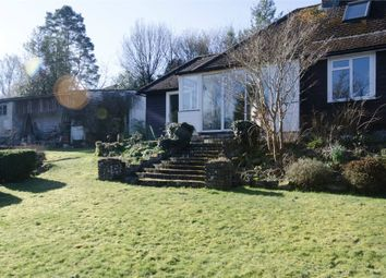 Thumbnail 3 bed detached bungalow for sale in Coggins Mill Lane, Mayfield, East Sussex
