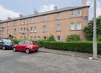 Thumbnail 1 bed flat for sale in Stenhouse Gardens North, Stenhouse, Edinburgh