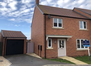 Thumbnail 3 bed semi-detached house for sale in Seal Crescent, New Waltham, Grimsby