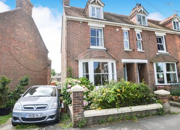 Thumbnail 4 bed semi-detached house for sale in Udimore Road, Rye