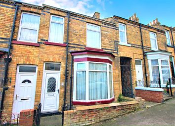 4 bed terraced house for sale in Highfield, Scarborough YO12