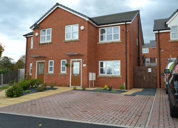 Thumbnail 3 bed semi-detached house for sale in Kings Road, Shaw, Oldham