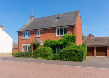 Thumbnail 6 bed detached house for sale in Temples Court, Helpston, Peterborough