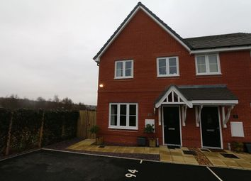 Thumbnail 3 bed semi-detached house for sale in Sandiacre Avenue, Brindley Village, Sandyford, Stoke-On-Trent, Staffordshire
