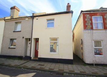 Thumbnail 2 bed end terrace house for sale in Bradley Crescent, Shirehampton, Bristol