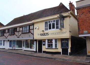 Thumbnail Pub/bar for sale in Preston Street, Faversham