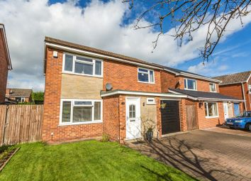 Thumbnail 4 bed detached house for sale in 13 Riverside Crescent, Crewe