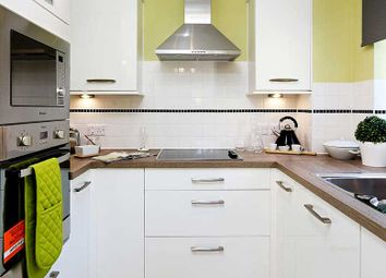 Thumbnail 2 bed flat for sale in Newby Farm Road, Scarborough