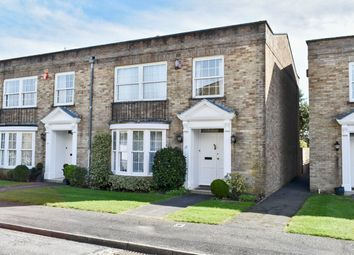 Thumbnail 4 bed semi-detached house for sale in Courtenay Place, Lymington
