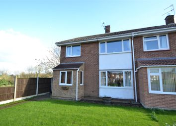 Thumbnail 3 bedroom semi-detached house for sale in Forest Close, Cotgrave, Nottingham