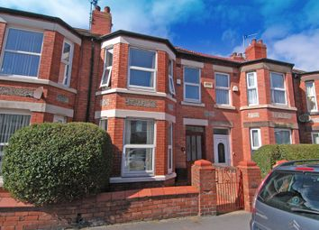 Thumbnail 3 bed terraced house for sale in Orrysdale Road, West Kirby, Wirral