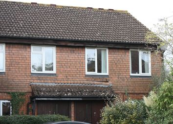Thumbnail 1 bed flat to rent in Elder Close, Burpham, Guildford