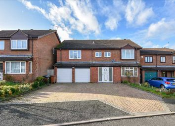 Thumbnail 5 bed detached house for sale in Brampton Close, Wellingborough