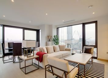 Thumbnail 2 bed flat to rent in Legacy Building, Embassy Gardens, Nine Elms
