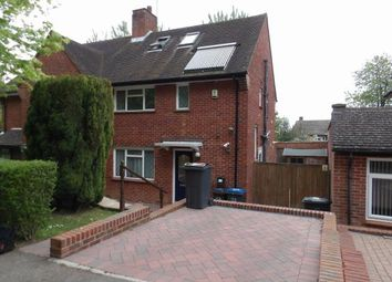 Thumbnail 4 bed semi-detached house for sale in Edgecoombe, Monks Hill, South Croydon, Surrey