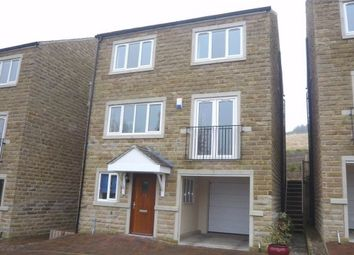 Thumbnail 5 bedroom town house to rent in 29 The Cutting, Brockholes, Brockholes, Holmfirth