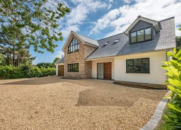 Thumbnail 5 bed detached house for sale in Foreland Farm Lane, Bembridge, Isle Of Wight