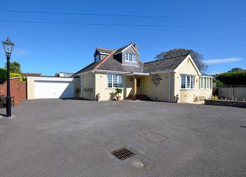 Hillhead, Brixham TQ5. 4 bed detached bungalow for sale