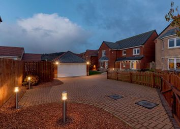 Thumbnail 4 bed detached house for sale in 10 Kittlegairy Park, Peebles