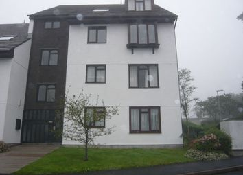 Thumbnail 1 bed flat to rent in St Boniface Close, Beacon Park, Plymouth