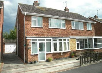 Thumbnail 3 bed semi-detached house to rent in Sycamore Way, Littlethorpe, Leicester