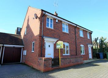 Thumbnail 3 bed semi-detached house for sale in Spring Hollow, Eccleshall, Stafford