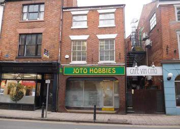Thumbnail Retail premises for sale in 7, Lawrence Sheriff Street, Rugby