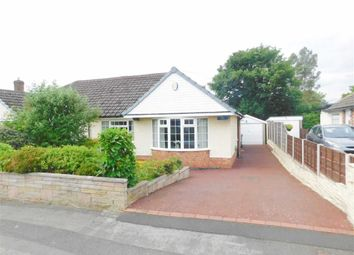 Thumbnail 3 bed semi-detached bungalow for sale in Patterdale Road, Woodley, Stockport