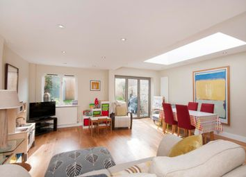 Thumbnail 3 bed flat for sale in Bassein Park Road, London