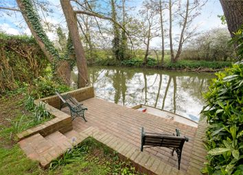Thumbnail 3 bed detached house for sale in Esher Road, Hersham, Walton-On-Thames, Surrey