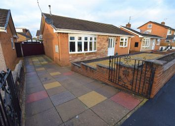 Thumbnail 2 bed detached bungalow for sale in Pembroke Road, Milton, Stoke-On-Trent