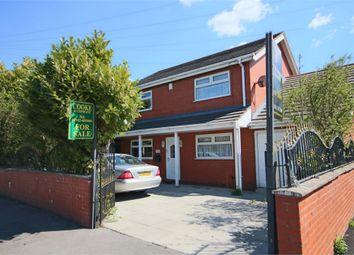 Thumbnail 4 bed detached house for sale in Warrington Road, Leigh, Lancashire