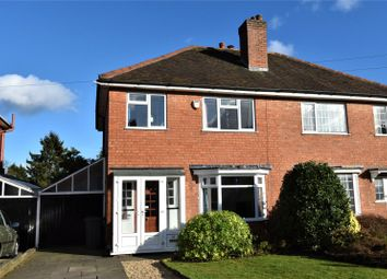 3 bed semi-detached house for sale in Old Barn Road, Bournville, Birmingham B30