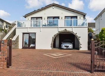Thumbnail 4 bed detached house for sale in Marine Drive, Ogmore-By-Sea, Bridgend.