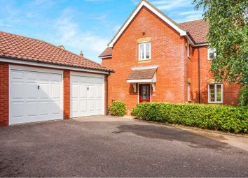 Thumbnail 5 bed detached house for sale in Brook Farm Road, Saxmundham