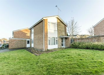 Thumbnail 3 bed detached house for sale in Mitchell Drive, Fair Oak, Eastleigh, Hampshire