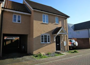Thumbnail Link-detached house to rent in Cleave Close, Clacton-On-Sea