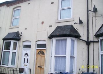 Thumbnail 2 bed terraced house for sale in Arden Grove, Leonard Road, Lozells