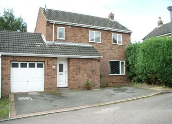 Thumbnail 3 bed link-detached house for sale in Cornfield Avenue, Broadmeadows, South Normanton, Alfreton