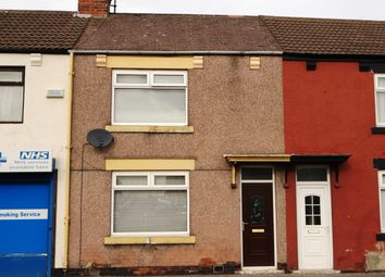 Thumbnail 2 bedroom terraced house to rent in Oxford Road, Hartlepool