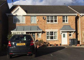 Thumbnail 3 bed semi-detached house for sale in Oakmeadow Close, South Yardley, Birmingham