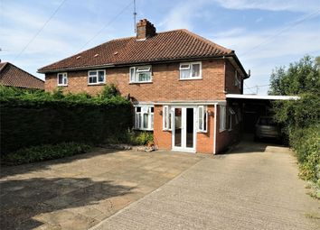Thumbnail 3 bed semi-detached house for sale in St. Winnold Close, Downham Market