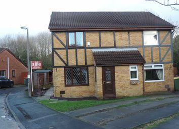 Thumbnail 3 bed semi-detached house for sale in Hazel Coppice, Lea, Preston