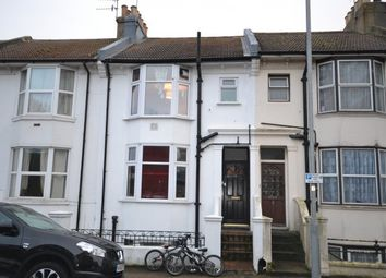 Thumbnail 1 bed flat to rent in Clarendon Road, Hove