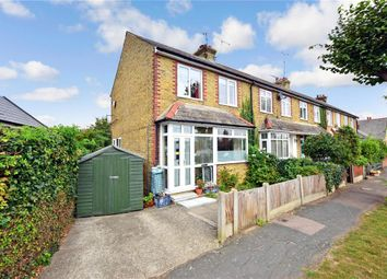 Thumbnail 2 bed end terrace house for sale in Wheatley Road, Whitstable, Kent
