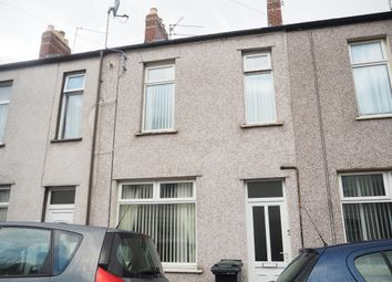 Thumbnail 2 bed terraced house for sale in Henson Street, Newport
