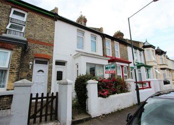 Thumbnail 3 bed terraced house for sale in Windsor Road, Gillingham, Kent