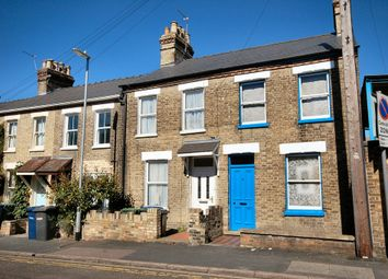 Thumbnail 3 bedroom terraced house to rent in Godesdone Road, Cambridge