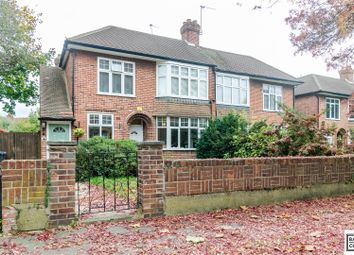 Thumbnail 2 bed flat for sale in Hallside Road, Enfield